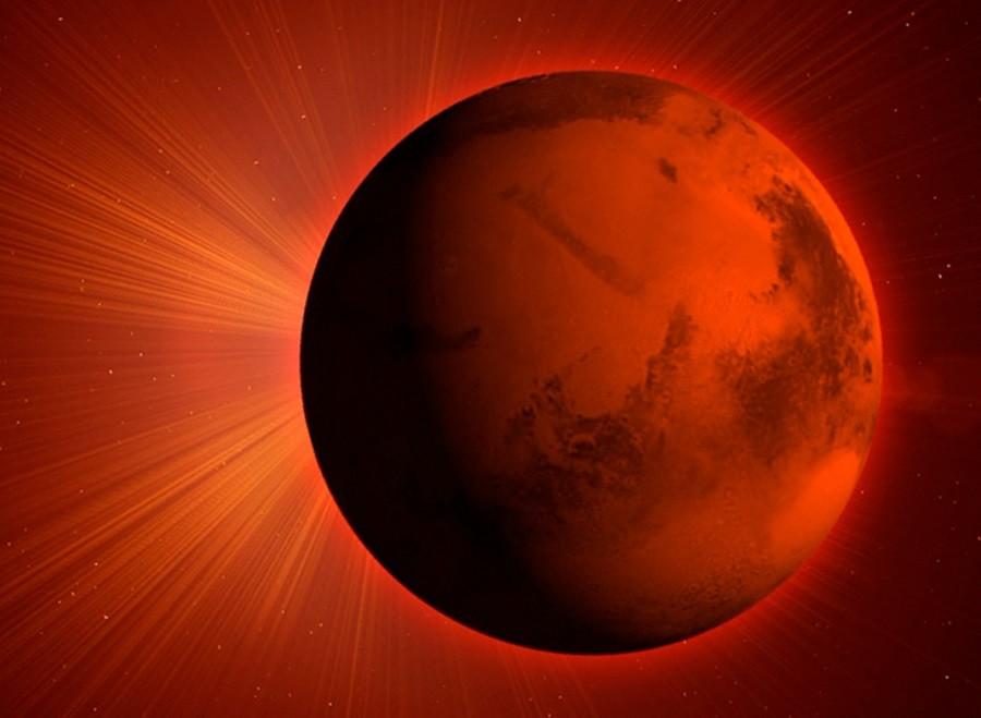 Ученые узнали, что Марс иЗемля ранее небыли «близкими соседями»