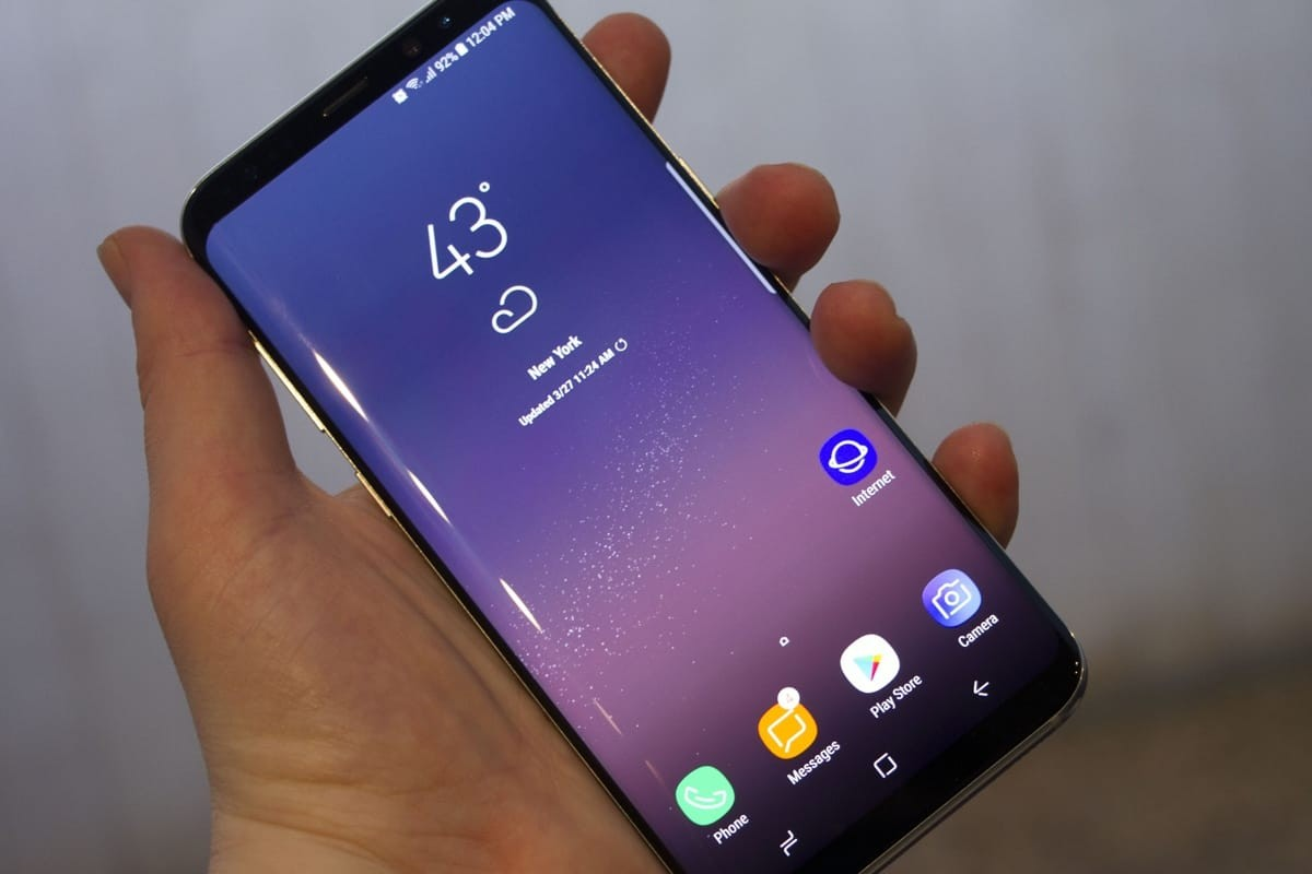 Самсунг Galaxy S9 показался нарендерах ивидео