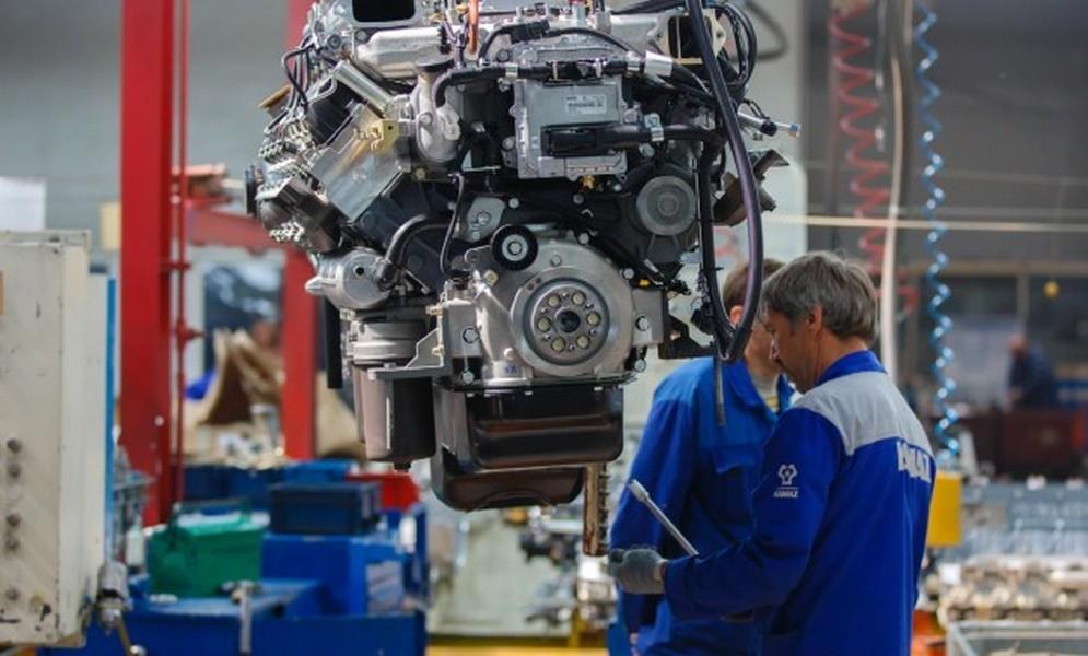 «КАМАЗ» весной 2018 года запустит серийное производство моторов Р6