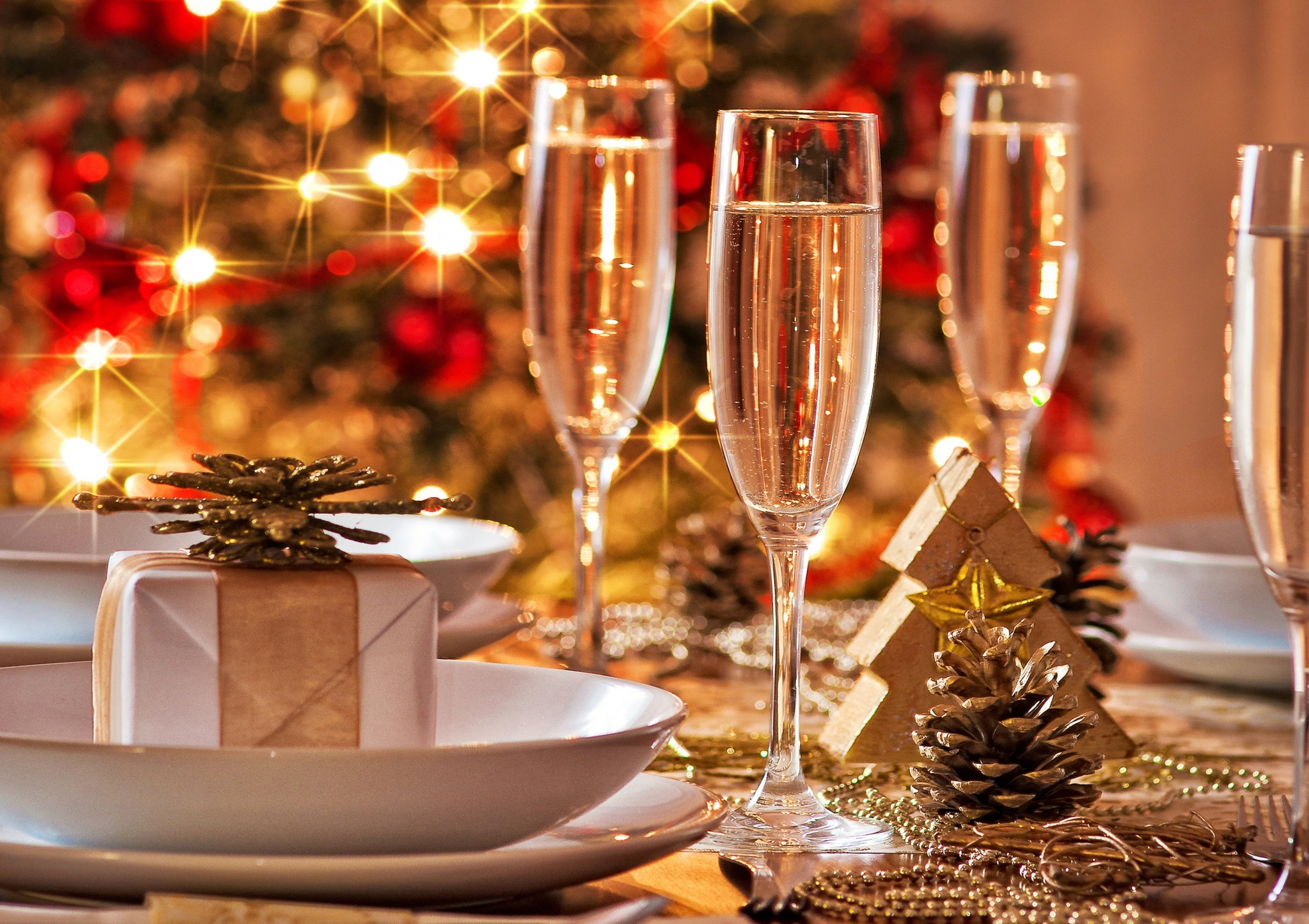 Допустимой дозой алкоголя на Новый год названа одна стопка крепкого напитка