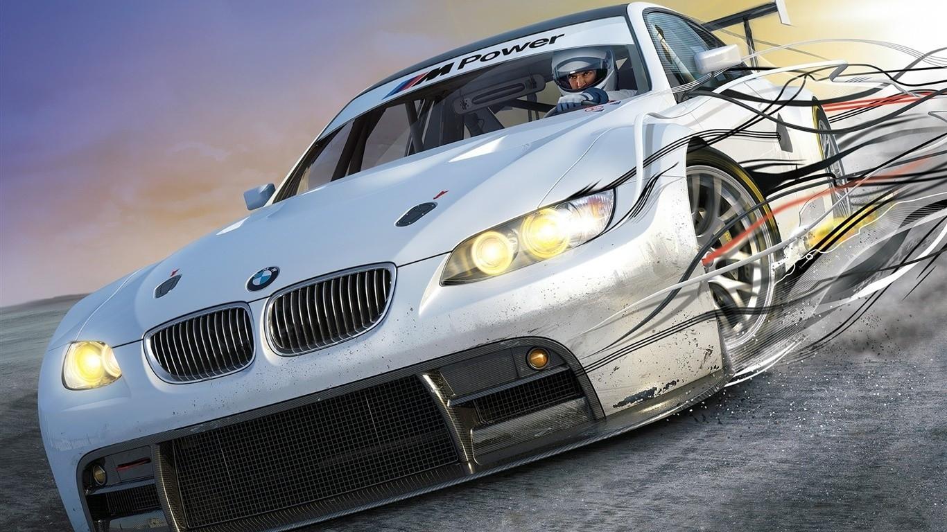 В новейшей игре Blizzard отпервого лица будут управляемые автомобили
