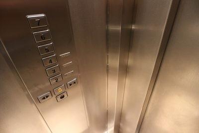 ВКузбассе полицейские раскрыли кражу лифта вдоме