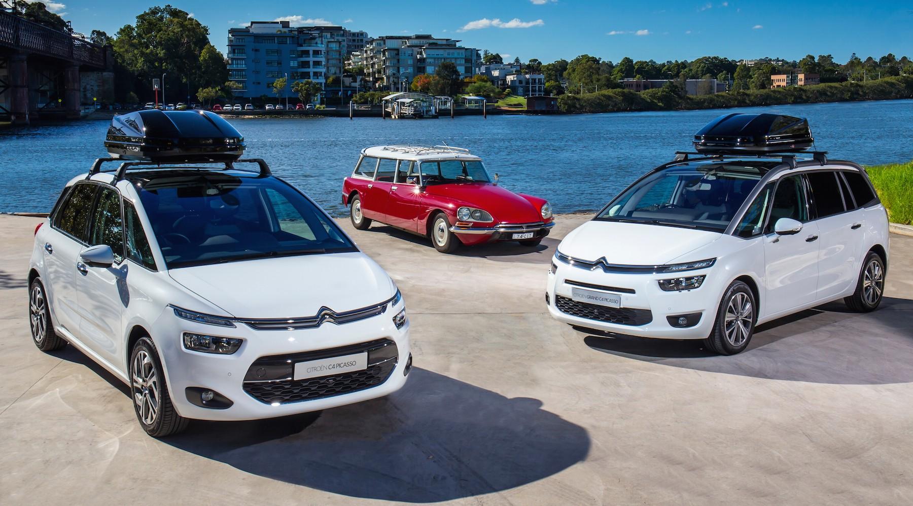 Неменее 100 авто Ситроен C4 Picasso попали под отзыв в РФ