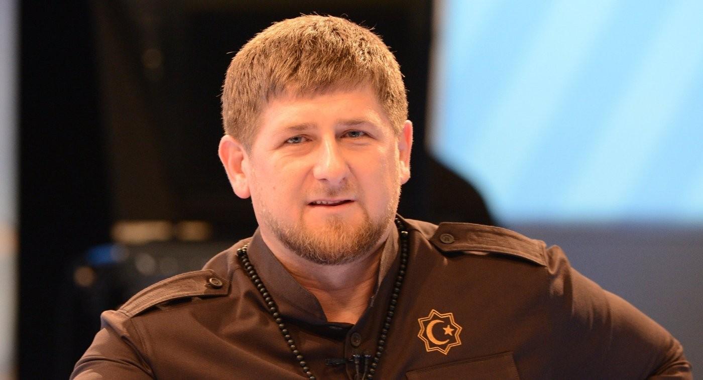 Р. Кадыров посетил Управление МВД Российской Федерации по г.Грозному