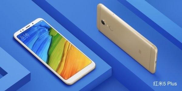 Xiaomi заменит Redmi Note 5 наRedmi 5 Plus