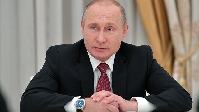 Путин отшутился насчёт отсутствующих на совещании Совета покультуре