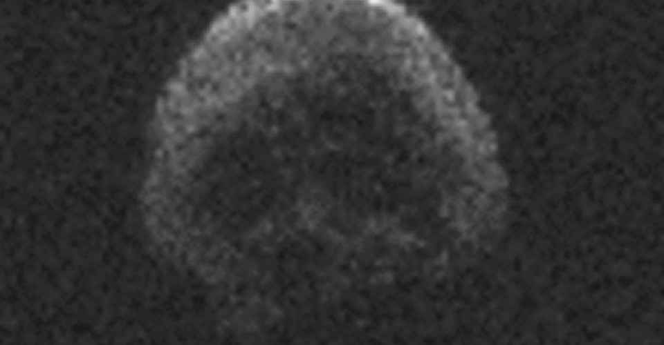 КЗемле летит огромный космический «череп»