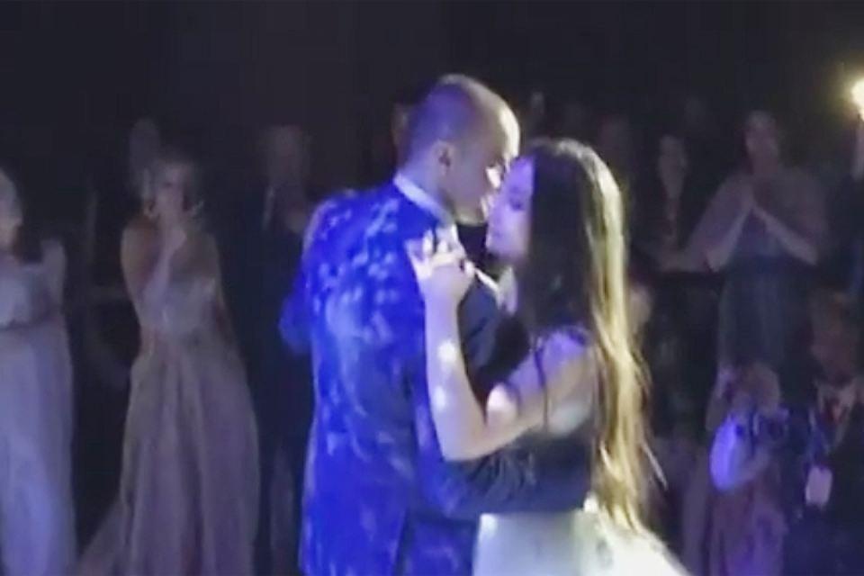 Названа самая шумная свадьба 2017г.