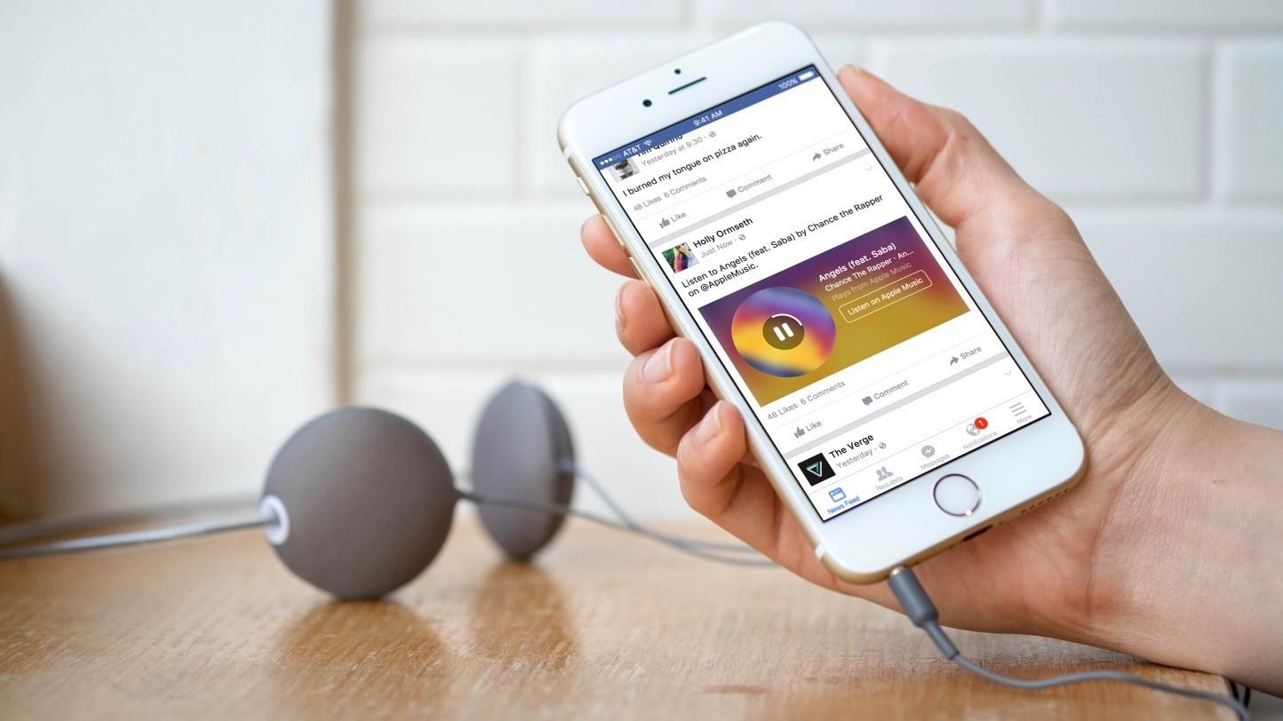 СМИ: Facebook заключила лицензионное соглашение с Universal Music Group
