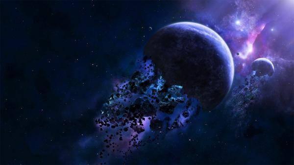 Астрономы NASA обнаружили звезду, которая «съела» несколько планет