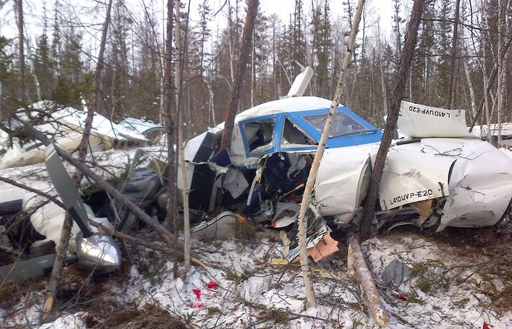 МАК: Авиакатастрофа L-410 вХабаровском крае произошла из-за мотора