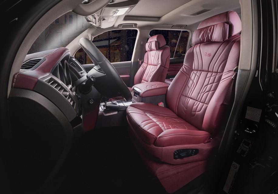 Тюнинг-ателье Vilner презентовало модифицированный Тоёта Land Cruiser