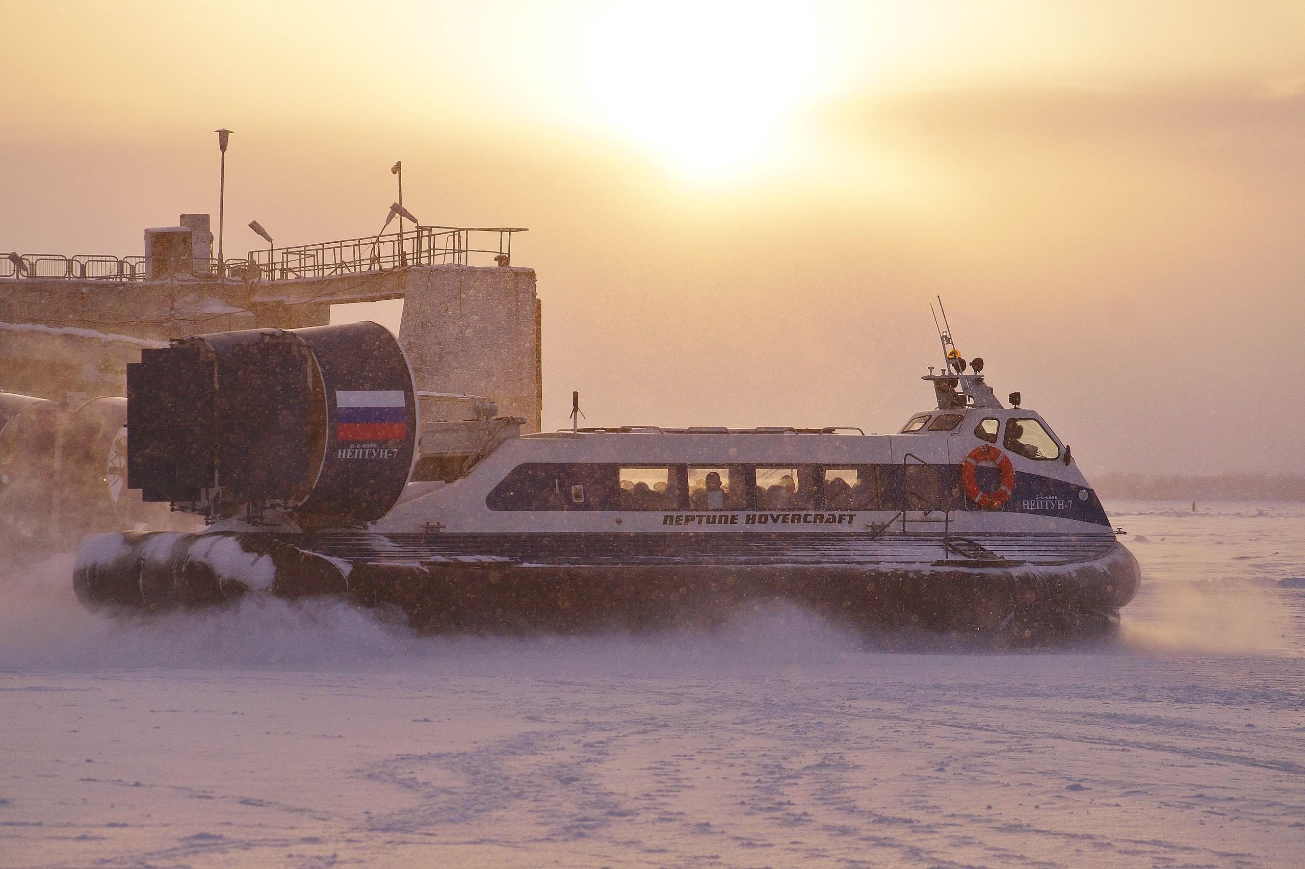 ВСамарской области начинается зимняя навигация