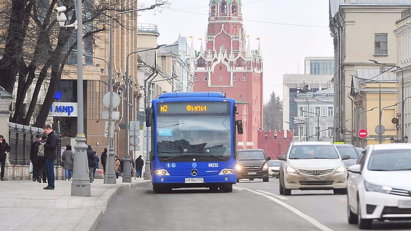 Повышение тарифов вобщественном транспорте столицы одобрено Собяниным