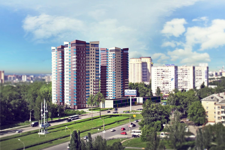 Новостройки вКалининграде упали вцене на7,7 процентов