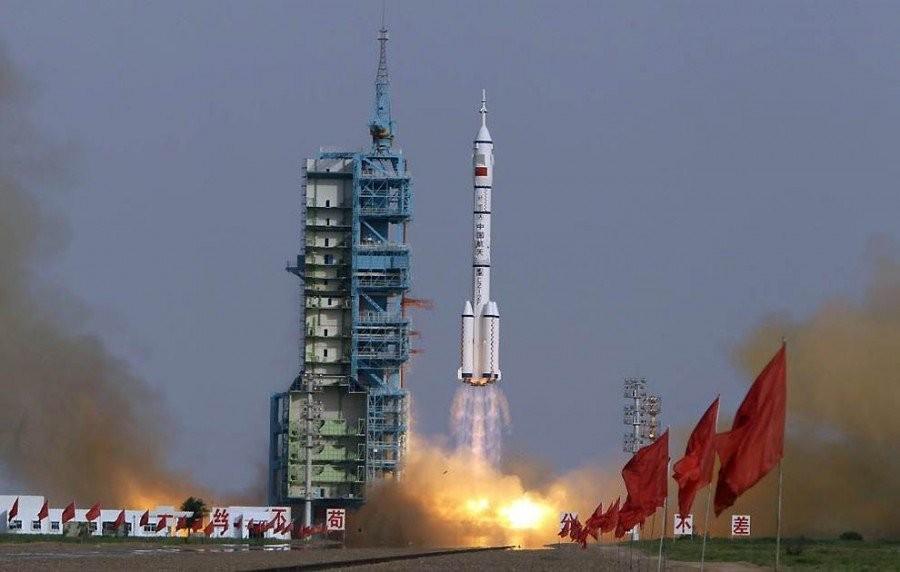 КНР отправил наорбиту спутник дистанционного зондирования Земли