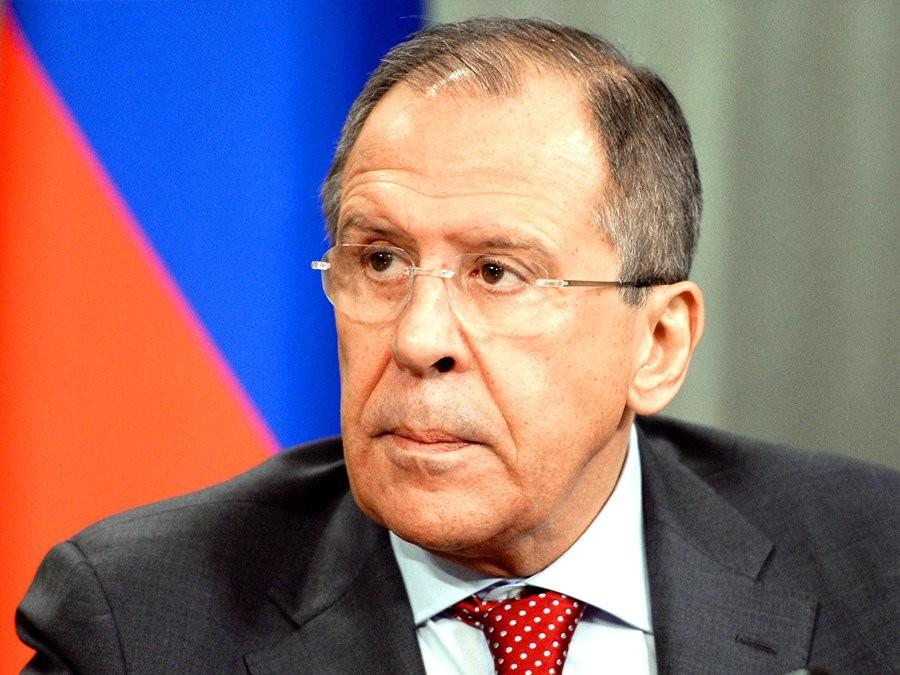 Лавров призвал EC неидти наповоду у«агрессивной группы стран-русофобов»