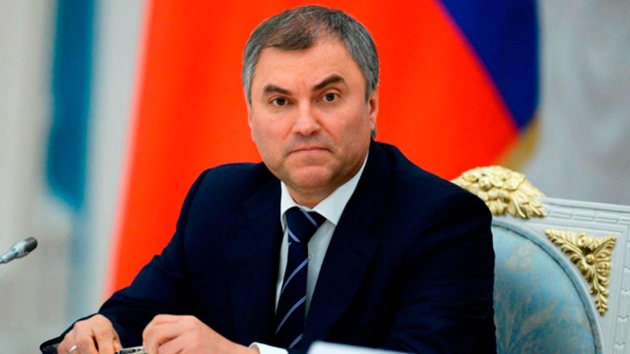 Володин призвал создать механизм контроля перемещения боевиковИГ изСирии