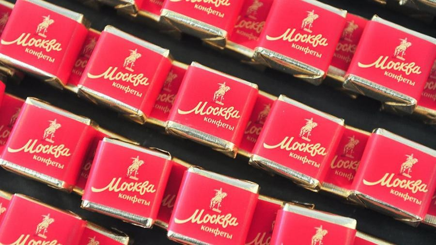 Конфеты «Москва» поступят напродажу встолице до1января