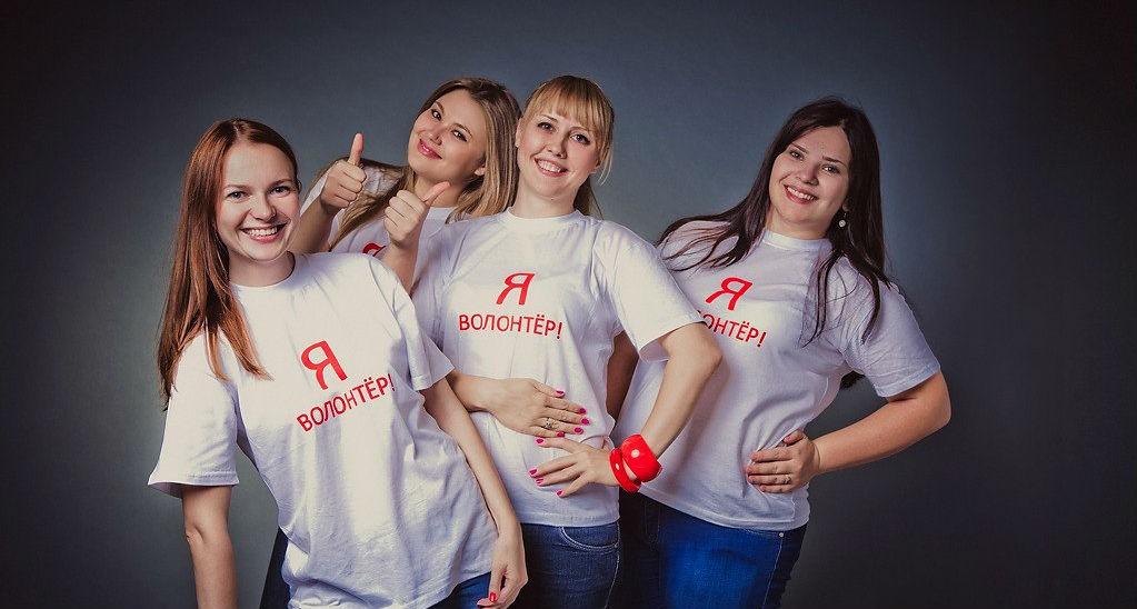 На20% загод стало больше добровольцев в РФ