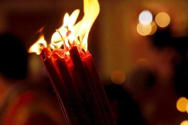 Сегодня вНижний Новгород прибудет огонь изВифлеема