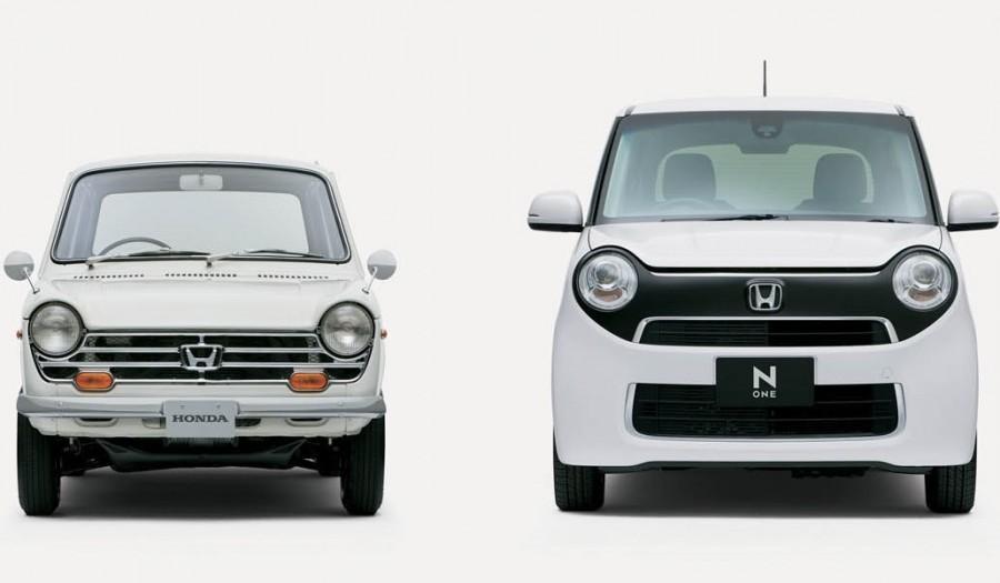 Хонда N-One: юмористический кей-кар обновился