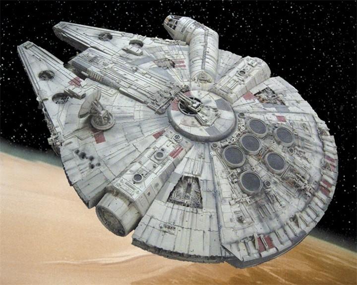 Уфологи отыскали схожий на«Тысячелетнего сокола» из«Звездных войн» НЛО