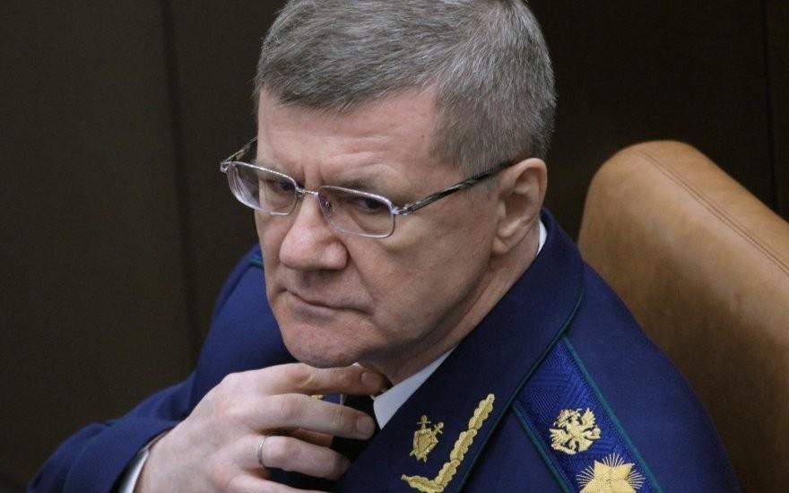 Генеральный прокурор Российской Федерации обратился кглаве Европарламента всвязи сделом Браудера