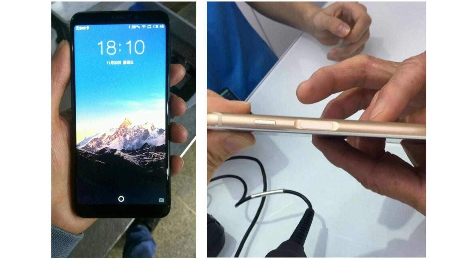 Вглобальной web-сети размещены фото 3-х новых телефонов компании Meizu