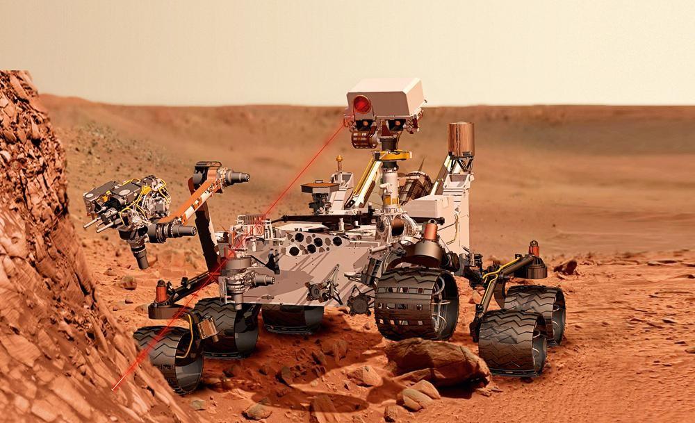 Ученые обнаружили наМарсе древнейшую ракушку