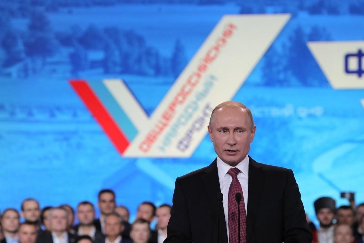 Выдвигать Владимира Путина впрезиденты будут Великая иБезруков