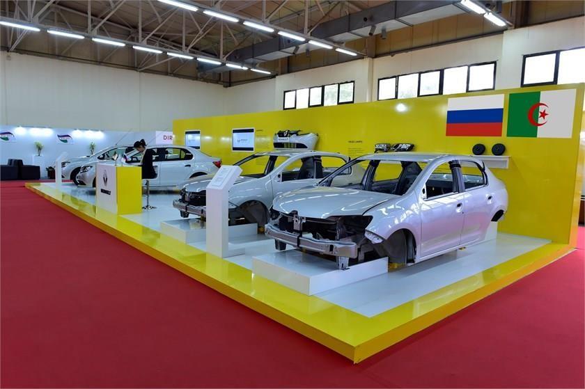 Renault увеличила выпуск кузовов на «АвтоВАЗе» для поставок в Алжир