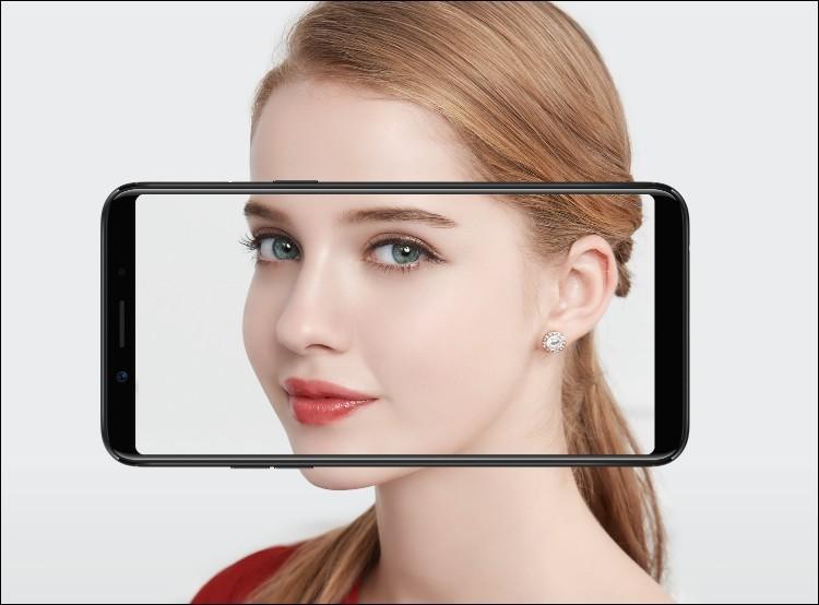 Представлен дешевый смартфон Oppo A83 сосканером лица иполноразмерным дисплеем