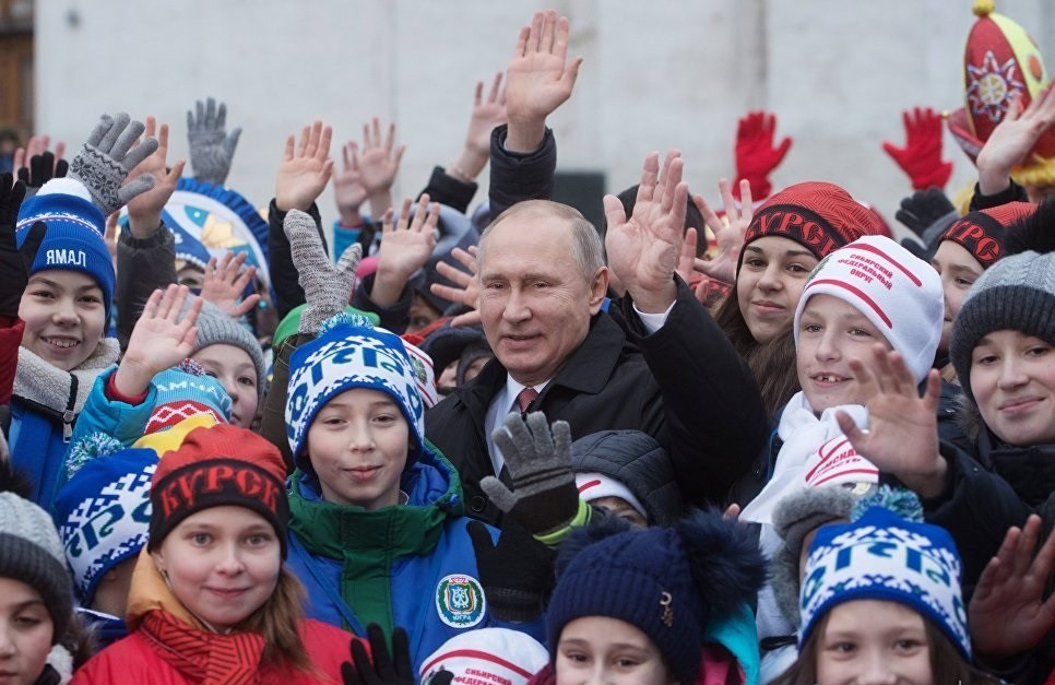 Путин позитивно относится кздравой оппозиции