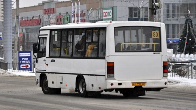 ВБарнауле впраздники поменяется график работы городского автомобильного транспорта