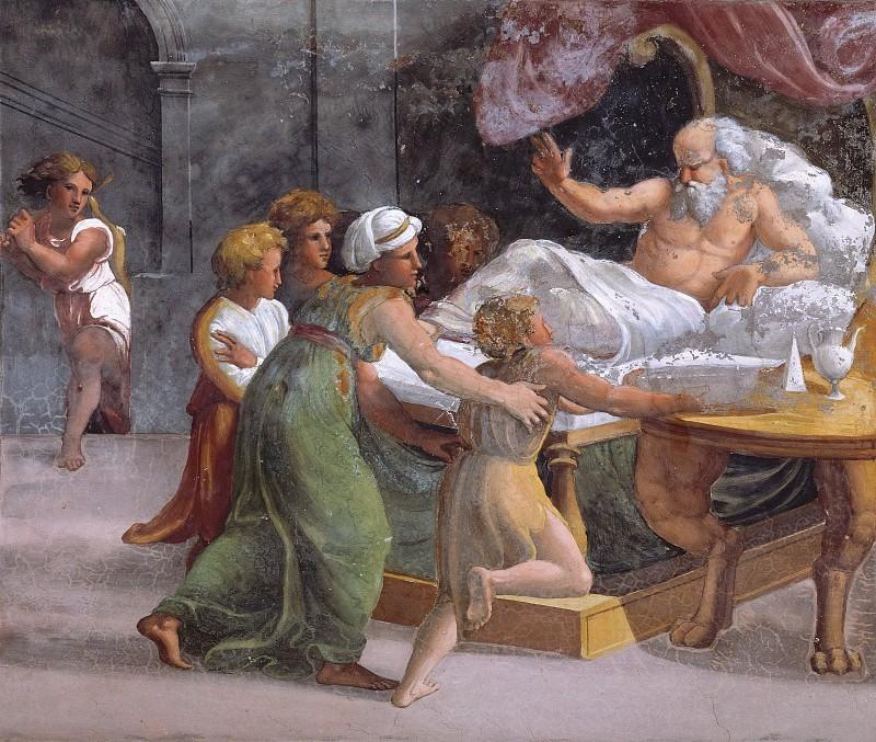 ВВатикане найдены последние работы Рафаэля