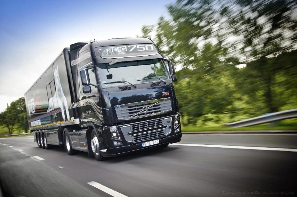 Geely покупает 8,2%-ную долю Volvo