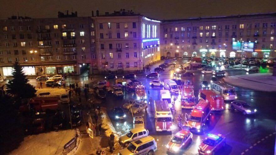 Следователи рассмотрят все вероятные версии взрыва вПетерубрге
