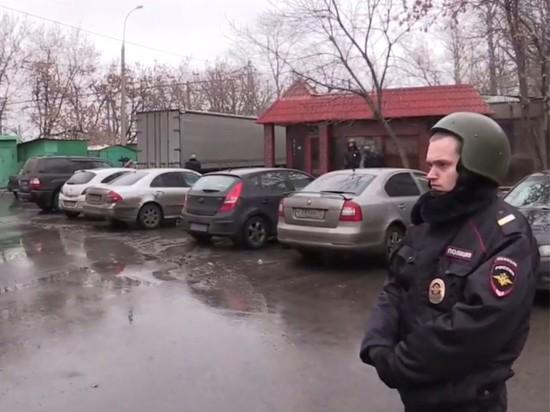 Аверьянов поведал о стрельбе нафабрике «Меньшевик»