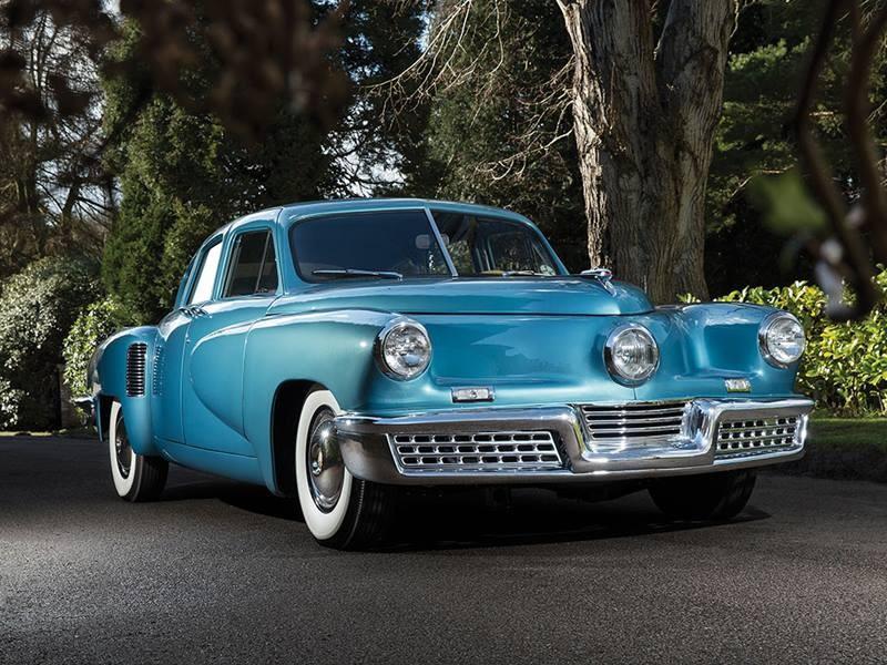 Автомобиль стремя фонарями продается за $1,5 млн.