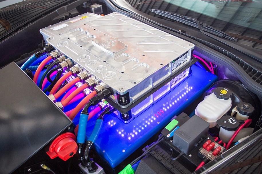 Североамериканская компания готовит квыпуску 800-сильный электрический Шевроле Corvette