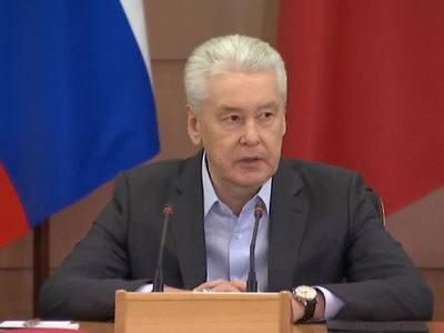 Сергей Собянин стал участником итогового заседания Департамента образования