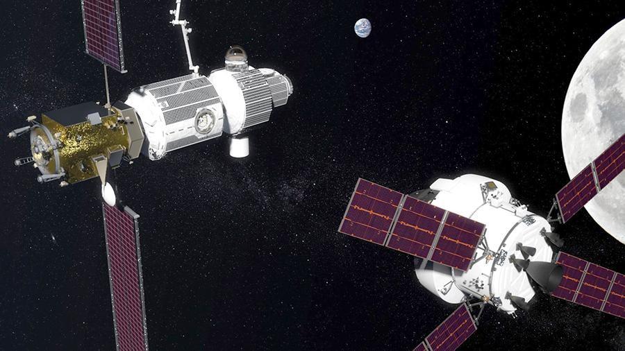 «Ворота вдальний космос»: наЛуне появится станция для высадки людей