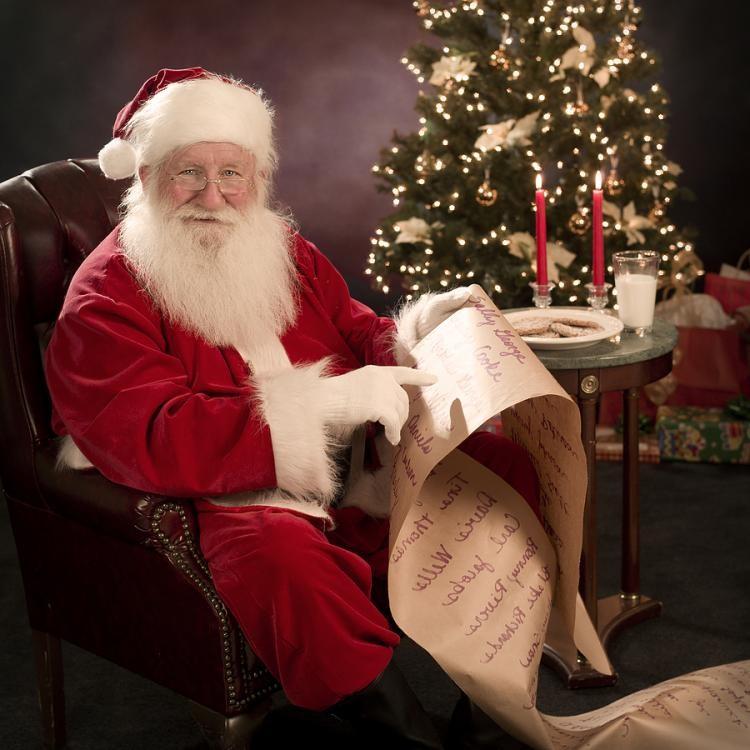 Дедушка Мороз поведал, что пожелали взрослые наНовый год
