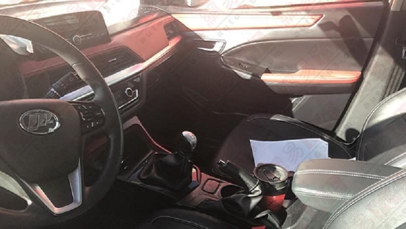 Рестайлинговый Лифан X50 «засветился» без камуфляжной защиты