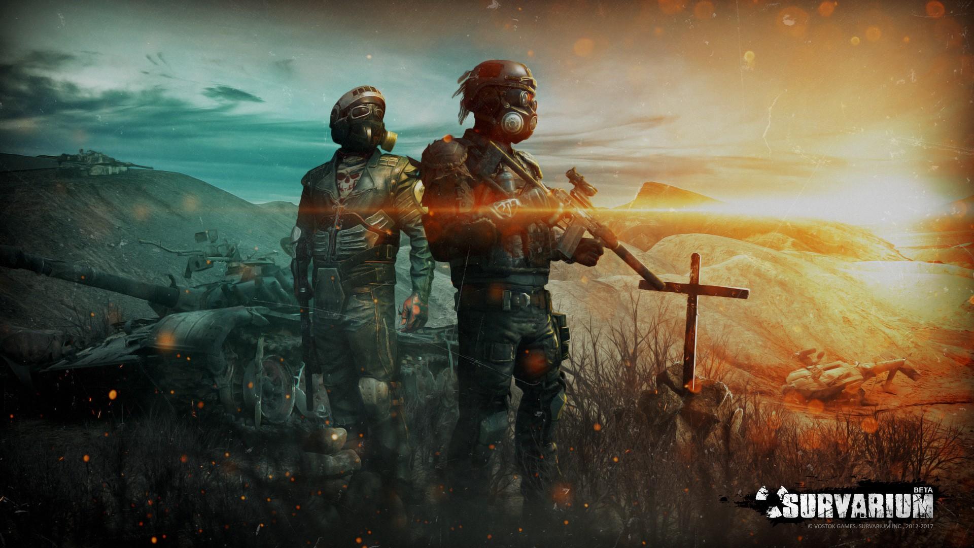 Вигру Survarium добавили новогоднюю битву сосульками иснежками