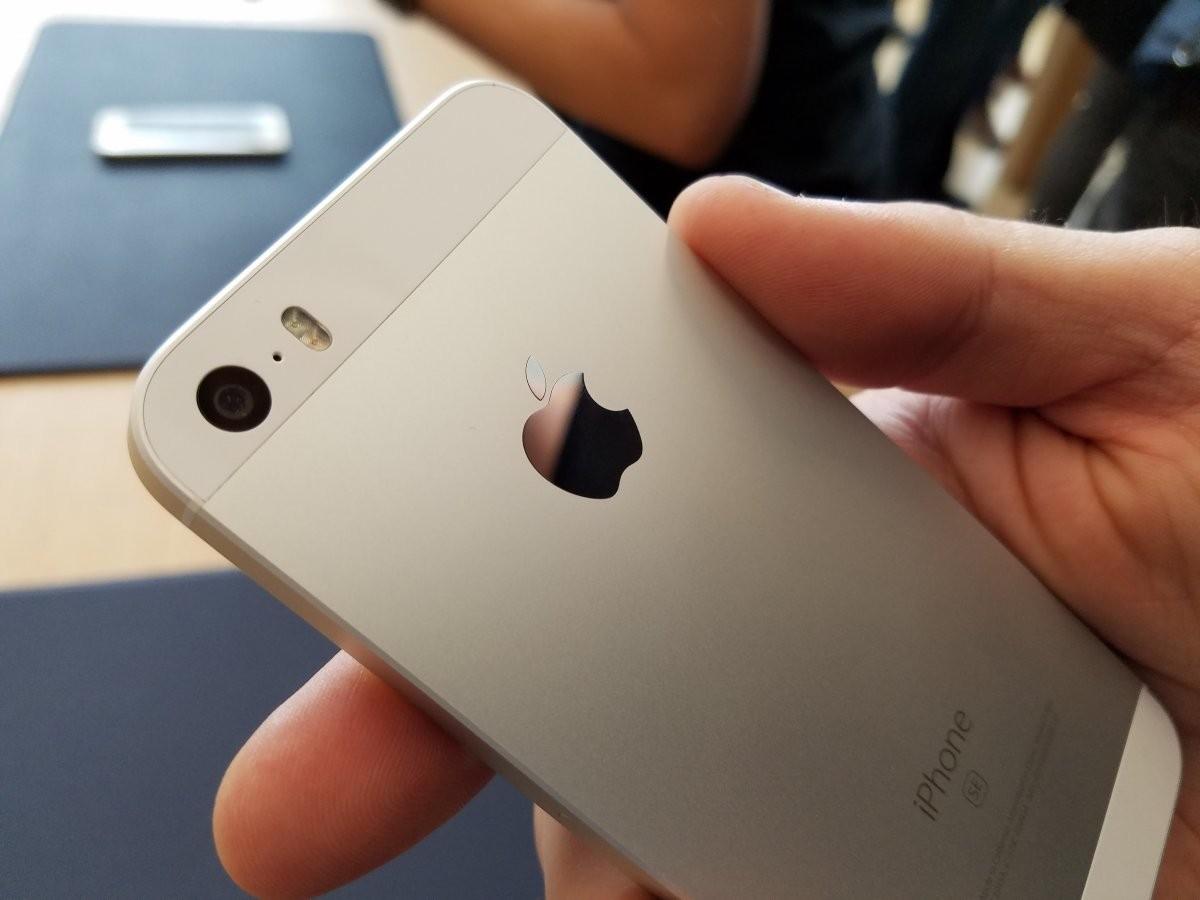 В Российской Федерации  упал вцене  iPhoneSE