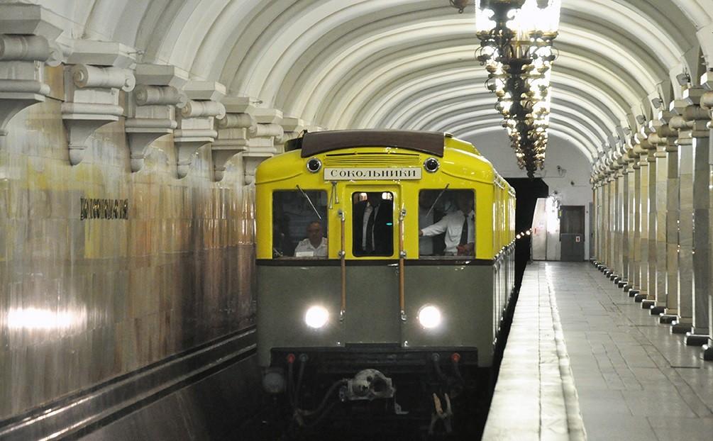 Московский метрополитен будет главным перевозчиком вновогоднюю ночь