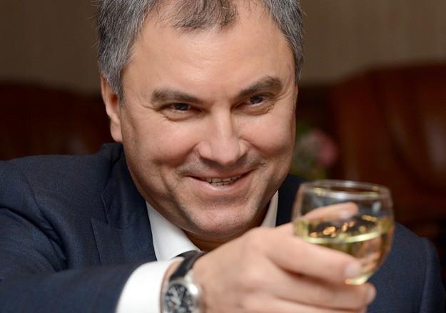 Спикер Государственной думы: 2018 год будет как минимум насыщенным иответственным