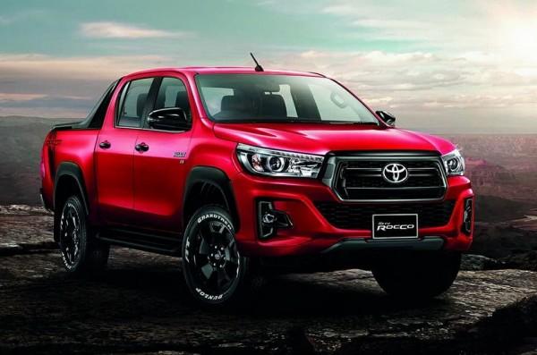 Обновлённый пикап Toyota Hilux 2018 поступил в продажу